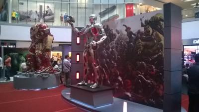 Hulk Buster & Ultron