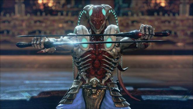 Tekken 7 Yoshimitsu 1 WAG