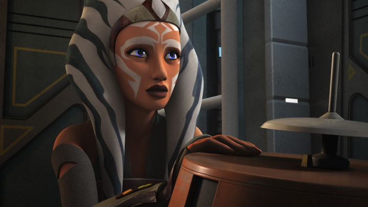 ahsoka tano star wars rebels season 2