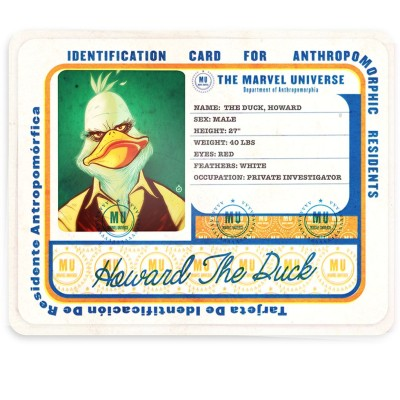 Howard The Duck X Ol' Dirty Bastard'sReturn to the 36 Chambers: The Dirty Version