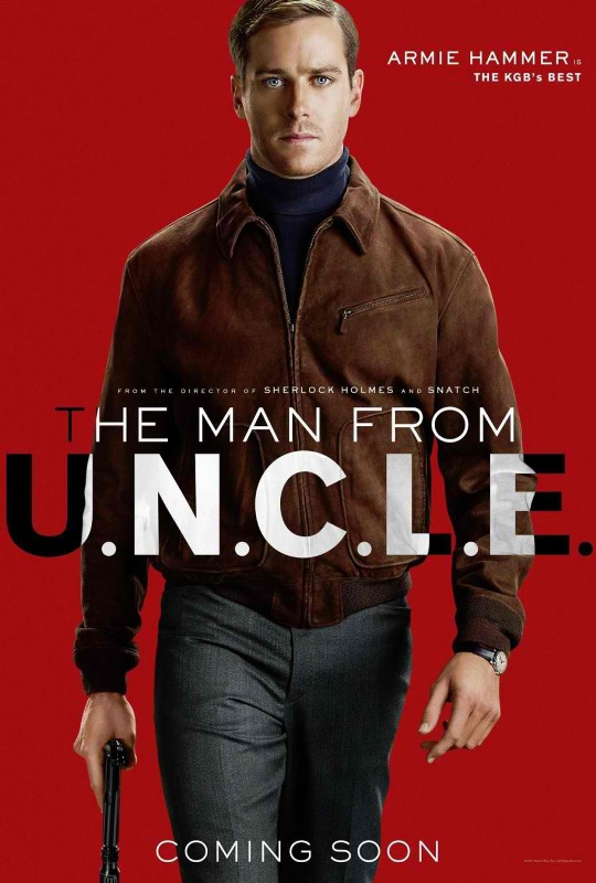 the man from UNCLE arnie hammer