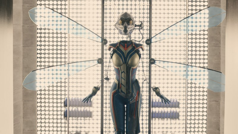 wasp costume ant-man