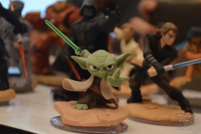 Yoda Disney 3.0 Figure