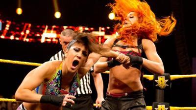 NXT Becky Bayley