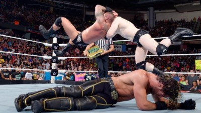 Raw RKO Sheamus
