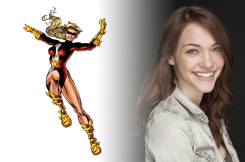 Jesse Quick Has Been Cast For The Flash Season 2 Whats