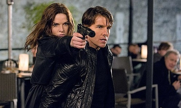 rogue nation tom cruise rebecca ferguson