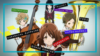 Meet the Cast and their Instruments