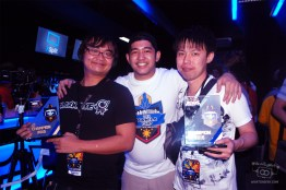 UMVC3's Abegen, and GG's Taka