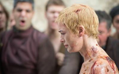 Game of Thrones, Series 5,Episode 10,Mother's Mercy,Sky Atlantic, Headey, Lena as Cersei Lannister
