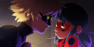 Miraculous Ladybug and Cat Noir