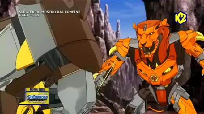 BeyWarriors Cyborg