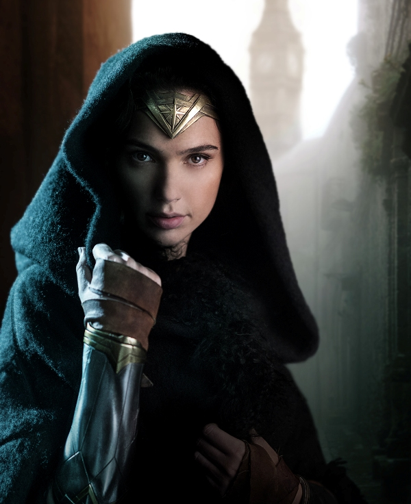 wonder woman first look gal gadot