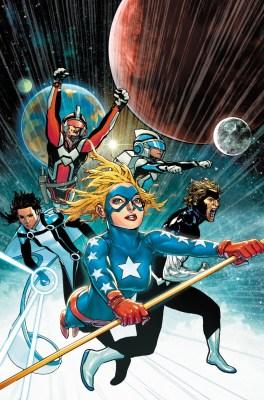 Justice League United 16