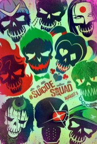 Suicide Squad Official Poster