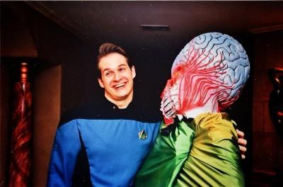 Bryan Fuller, showrunner for the new Star Trek TV series