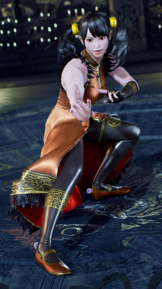 Ling-Xiayou-Tekken-7