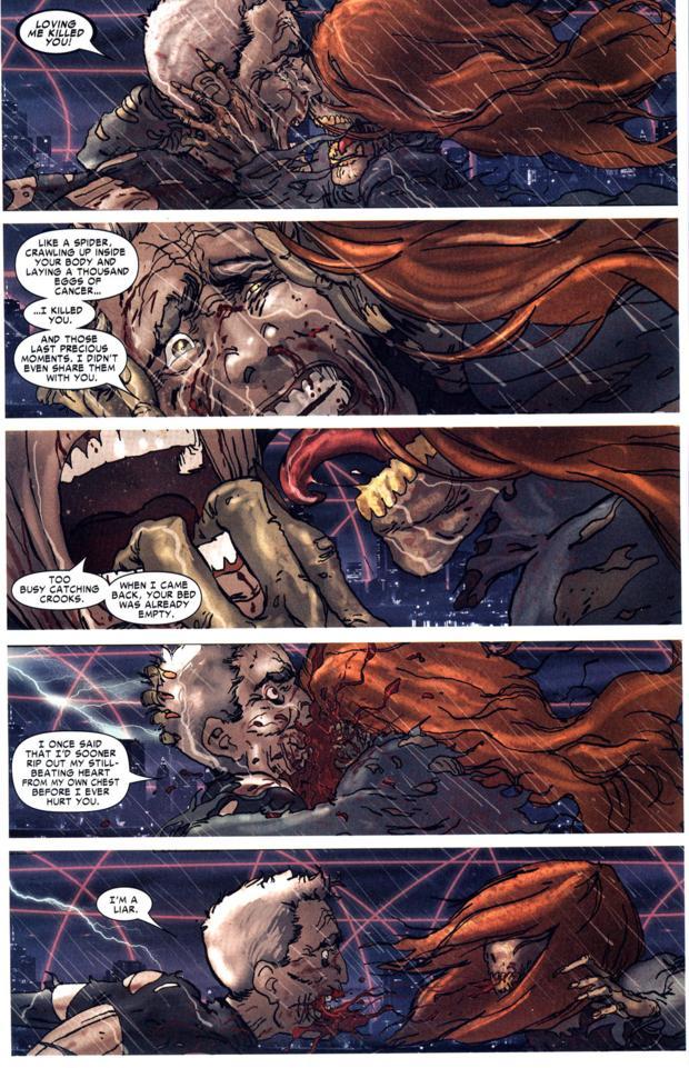 Egg Jokes: Spider-Man-Reign-GROSS