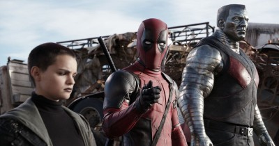 Warhead, Deadpool and Colossus