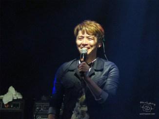 Keigo on Vocals
