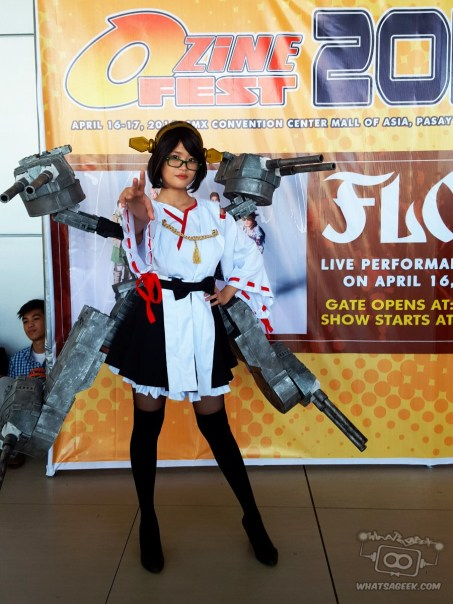 I will never be not impressed by Kancolle cosplay