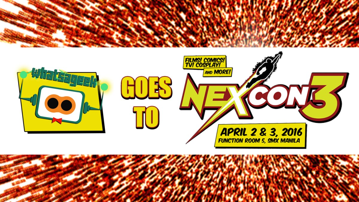 NexCon3: The NEXt One always gets better