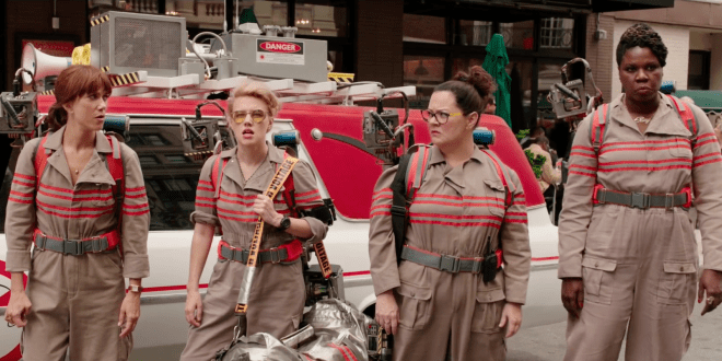 ghostbusters reboot review