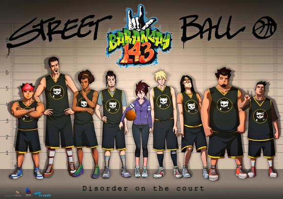Barangay 143 (photo from Animation World Network)