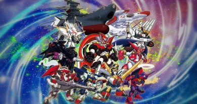 Super Robot Wars V: V for Victory?