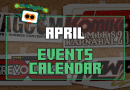 April Events and Happenings!