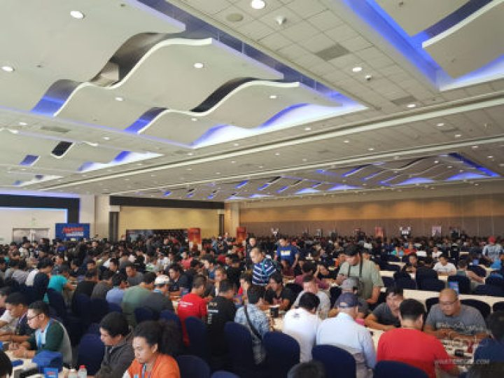 GP Manila Convention Hall