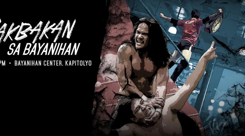PWR LIVE: Bakbakan sa Bayanihan!