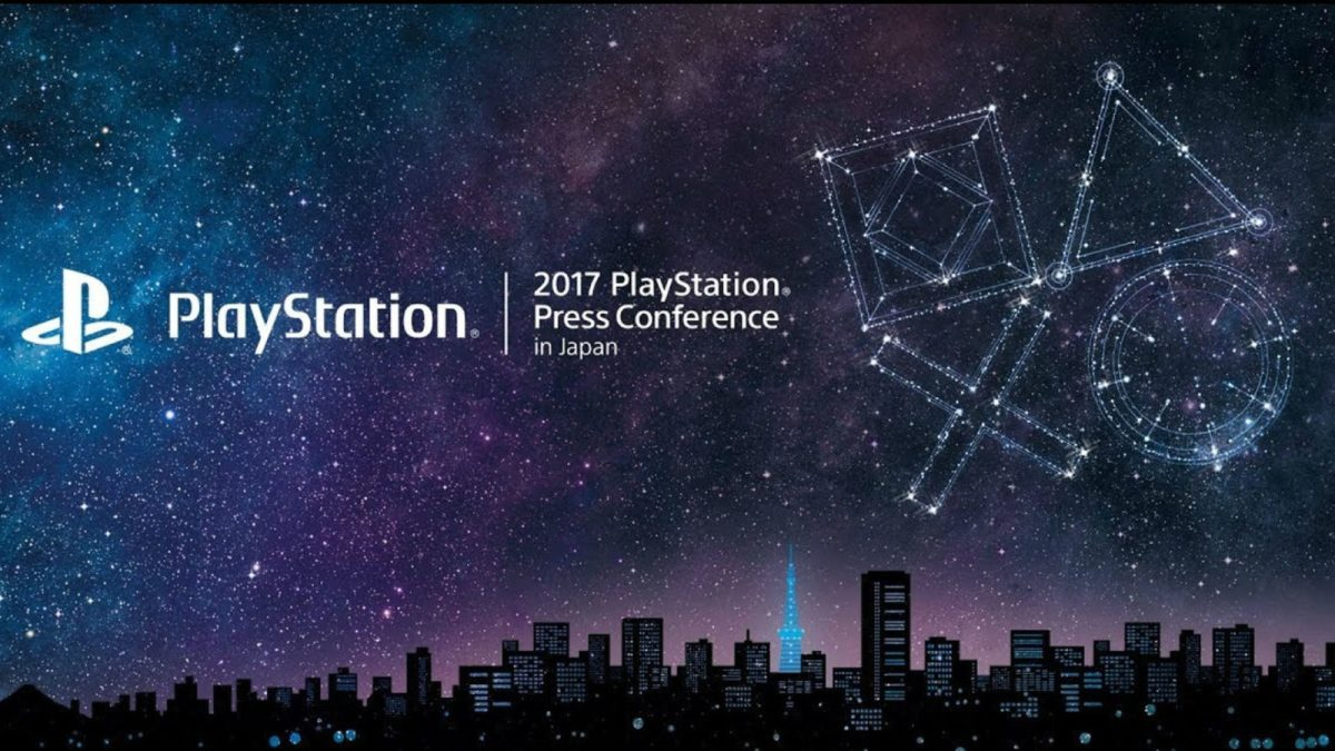 Tokyo Game Show 2017: PlayStation Press Conference Highlights