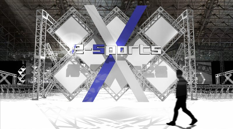 Eight Games for e-Sports X at Tokyo Game Show 2017