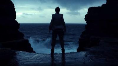 The Last Jedi Rey