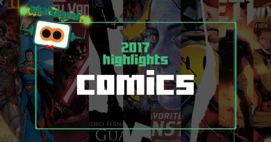 WAG 2017 in Comics