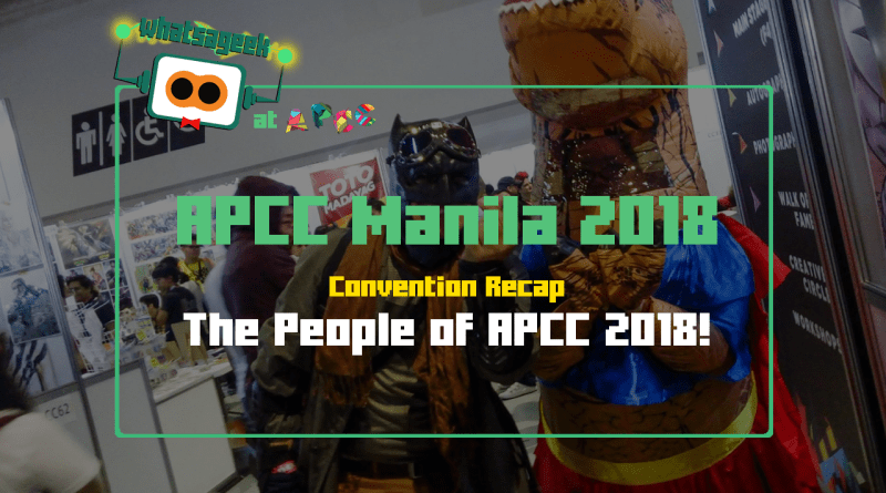 APCC Manila 2018 - The People of APCC