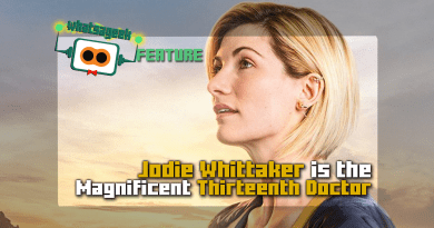 Jodie Whittaker Is The Thirteenth Doctor