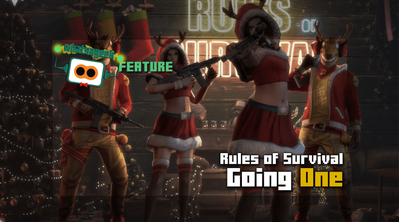 Let's celebrate Rules of Survival at one with this quick review