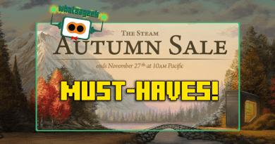 Steam Autumn Sale 2018