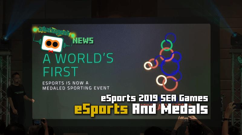 eSports 2019 Sea Games