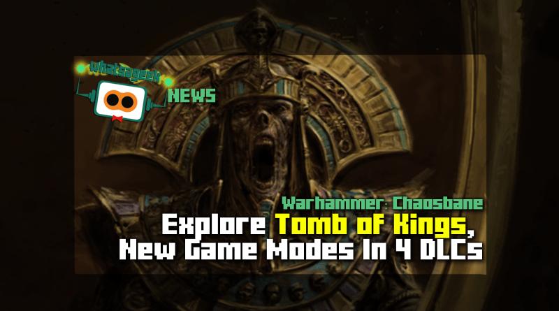 Warhammer Chaosbane DLCs
