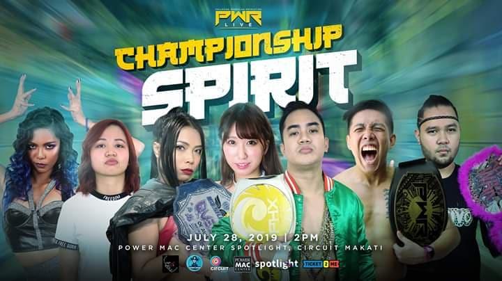 PWR Live: Championship Spirit