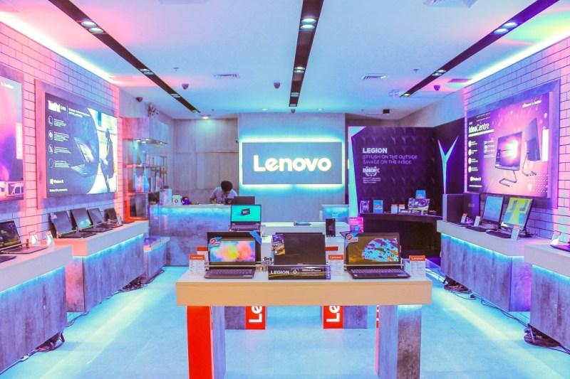 Lenovo SM Megamall Store