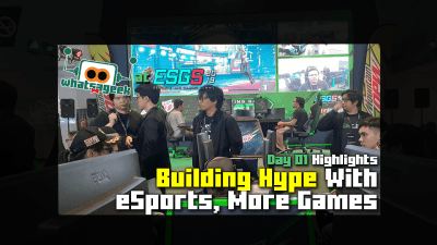 ESGS 2019 Day 1
