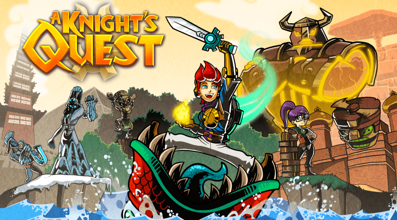 'A Knight's Quest' Impressions: Comforting and Familiar