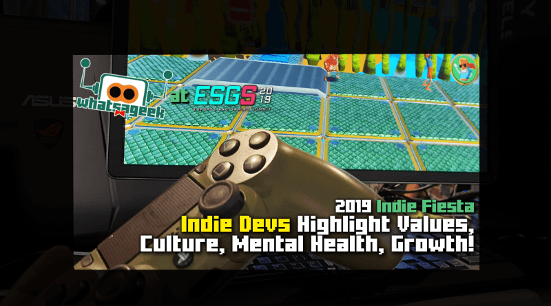 ESGS 2019 Games