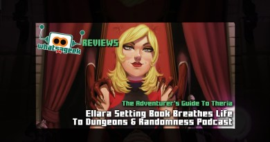 Ellara Setting Book Breathes Life To Dungeons & Randomness Podcast