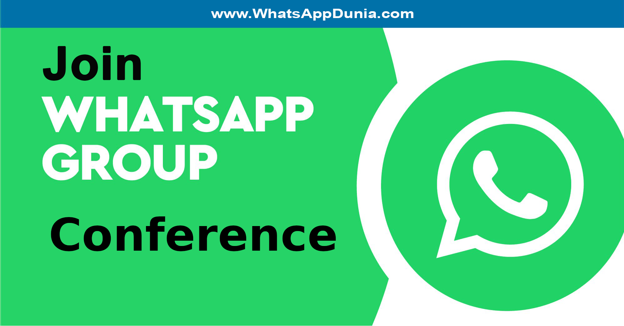 Conference Call WhatsApp Group Links