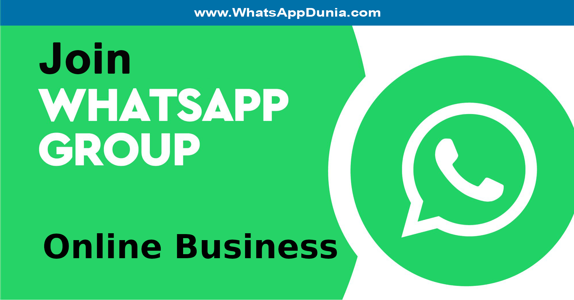 Online Business WhatsApp Group Links